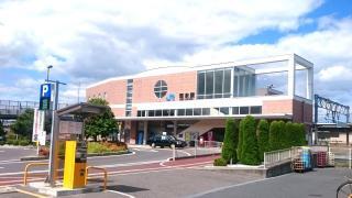 「和木駅」バス停留所