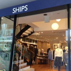 SHIPS 藤井大丸御旅店