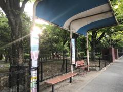 「宝塚営業所前」バス停留所