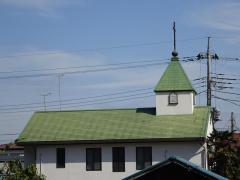 鹿沼ハリストス正教会・聖使徒ペトル、パウェル会堂