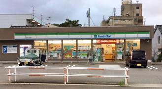 ファミリーマート 金沢小立野店