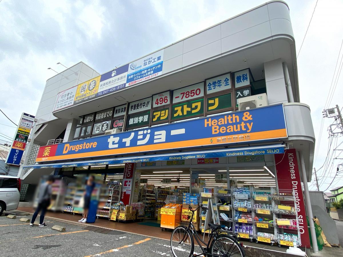 セイジョー薬円台駅前店