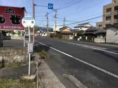 「大黒(志布志市)」バス停留所