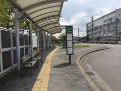 「ふれあい福寿会館」バス停留所