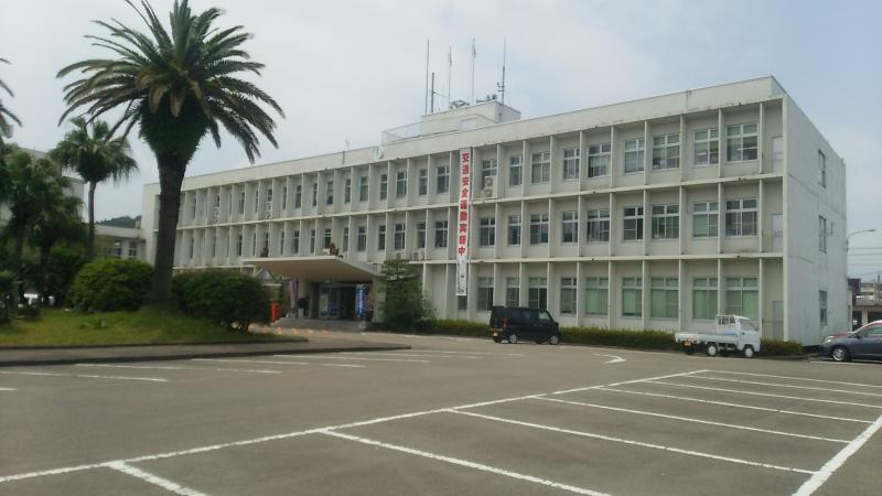 日南市役所