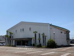 滑川市民会館