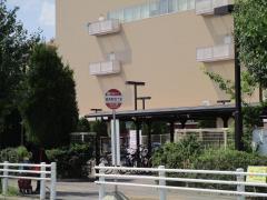 「柏井町四丁目」バス停留所