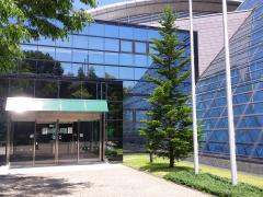 和歌山県立橋本体育館