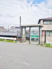 「川辺」バス停留所