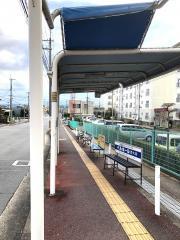 「片岡台三丁目」バス停留所