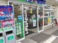 ファミリーマート 熱田古新町店