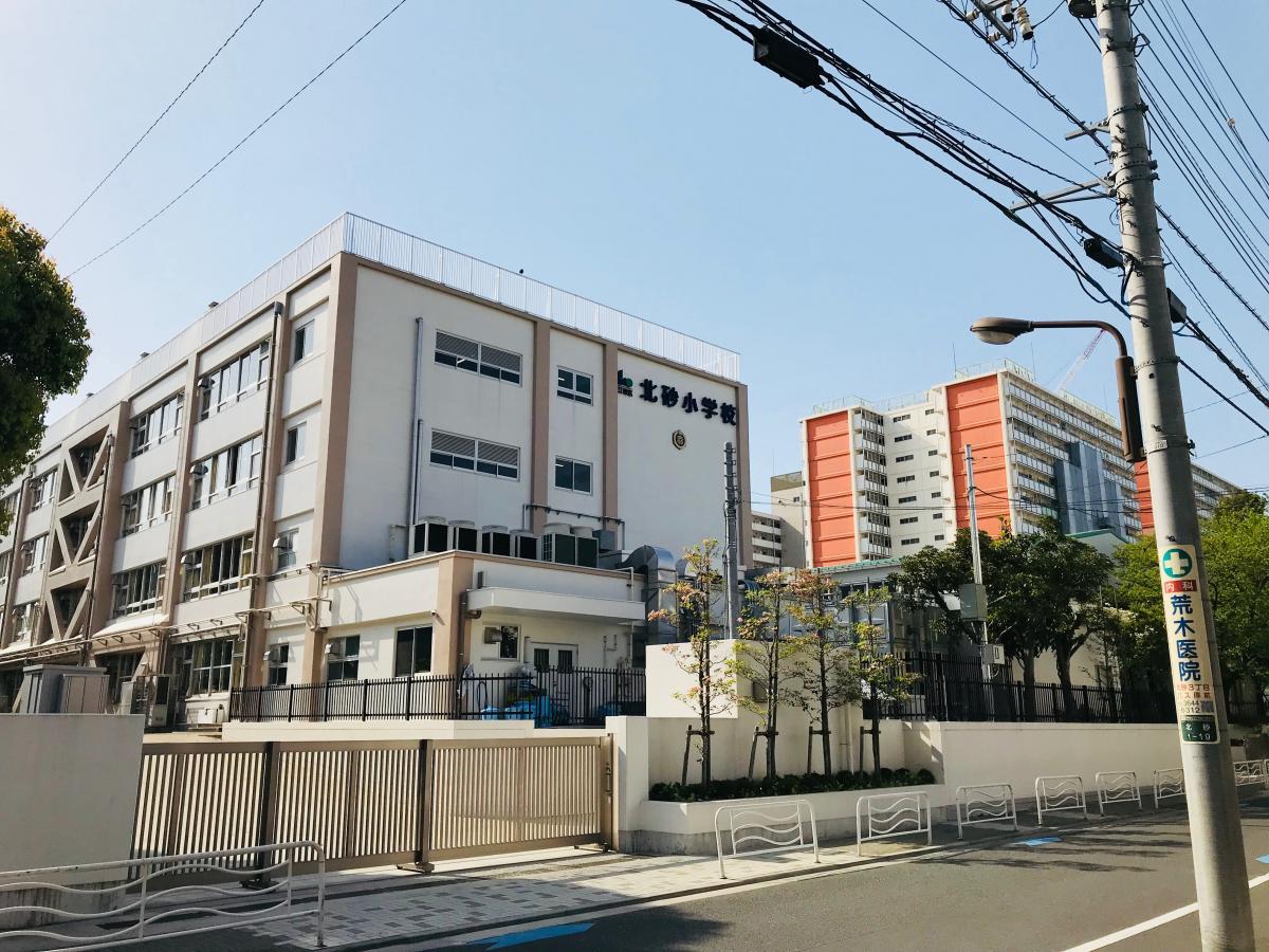 北砂 小学校