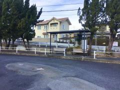 「帝塚山西二丁目」バス停留所