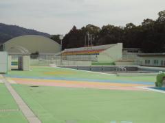 芝運動公園内市民プール