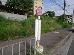「三ツ松団地南」バス停留所