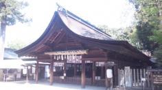 大縣神社(姫ノ宮)