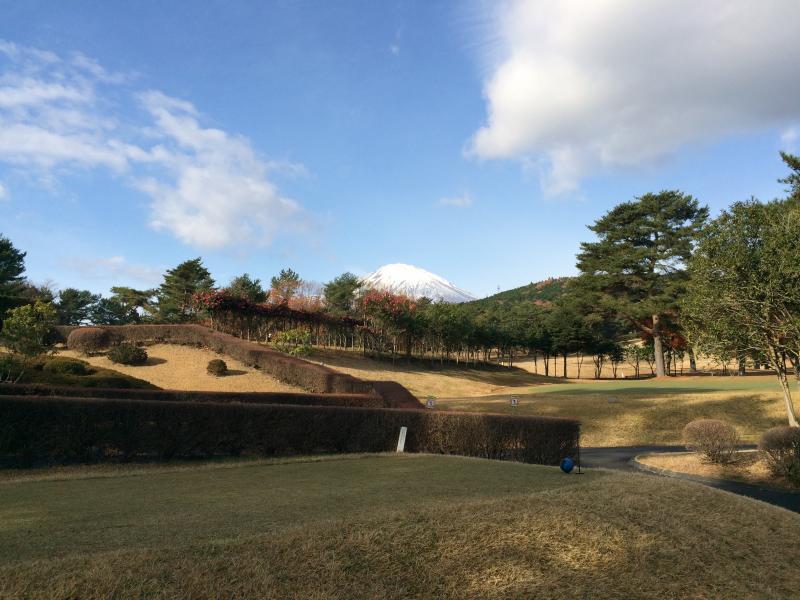 乙女コースからの風景です。