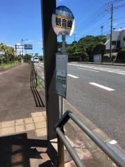 「観音崎(指宿市)」バス停留所