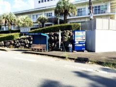 「東熊本第二病院前」バス停留所
