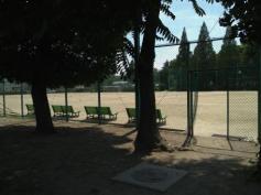 押切公園陸上競技場