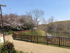 神沢池街園