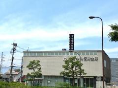 京都中央信用金庫堅田支店