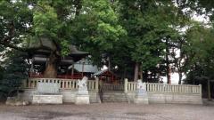 猪名部神社大社祭り