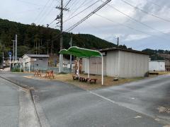 「両島」バス停留所
