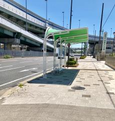 「鷹取町」バス停留所