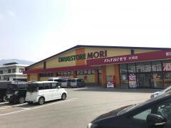 ドラッグストアモリ 大池店
