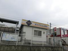 オリックスレンタカー奈良駅前店