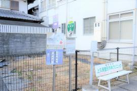 「松崎町」バス停留所