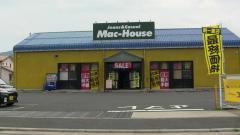 マックハウス峰山店