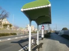 「千種台中学校」バス停留所