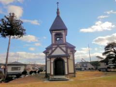 金成ハリストス正教会・聖使徒イオアン聖堂