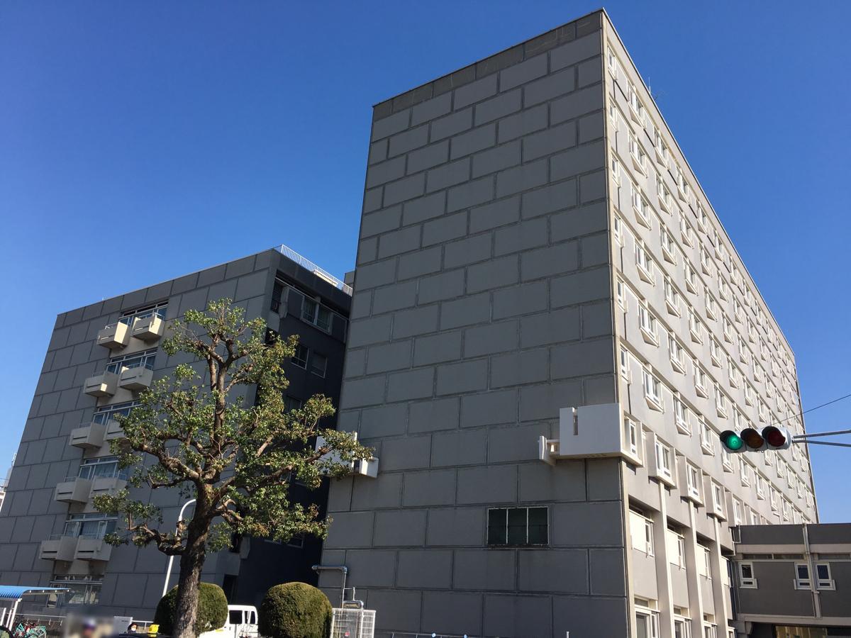 村野藤吾、設計の尼崎小学校