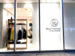 BEAUTY & YOUTH UNITED ARROWS 鹿児島店
