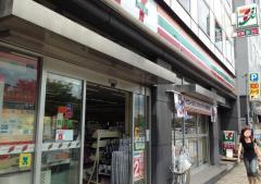 セブンイレブン 中央区福岡大濠公園駅前店
