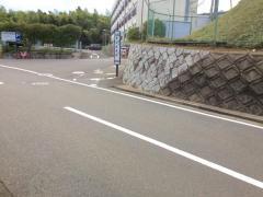 「済生会病院」バス停留所