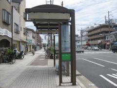 「鶴町二丁目」バス停留所