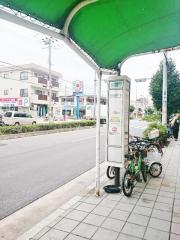 「東田辺三丁目」バス停留所
