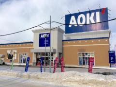 AOKI 札幌二十四軒店