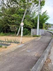 「表」バス停留所
