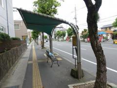 「倉商前」バス停留所