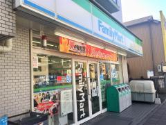 ファミリーマート ナカムラ伝馬町店