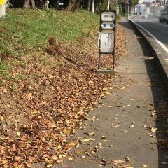 「宮前(赤塚)」バス停留所