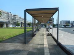 「西都城」バス停留所