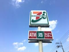 セブンイレブン 城陽長池店
