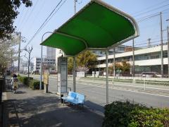 「酉島小学校」バス停留所