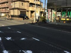 「落幡」バス停留所